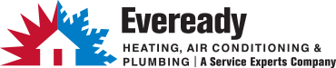 Eveready Service Experts Heating & Air Conditioning Logo